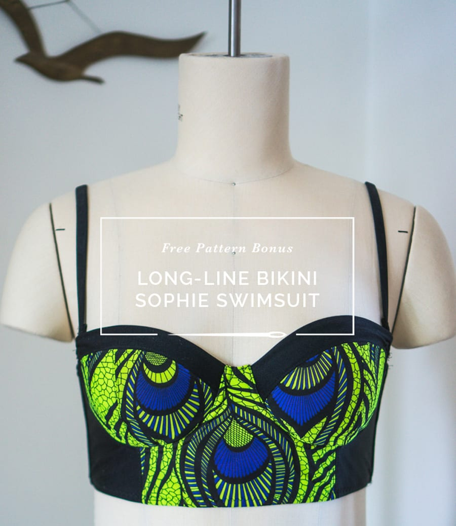 Swimsuit Patterns Free Awesome Inspiration Ideas