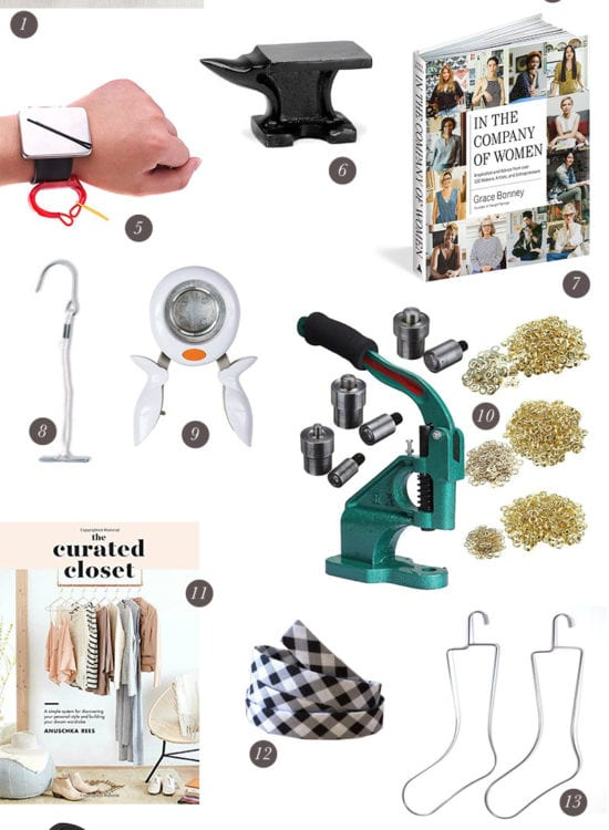 Holiday Gift Guide // Closet Case Patterns