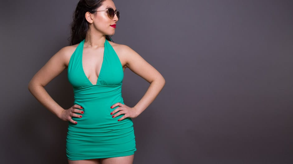 Bombshell Swimsuit Pattern Sewalong // Closet Case Patterns