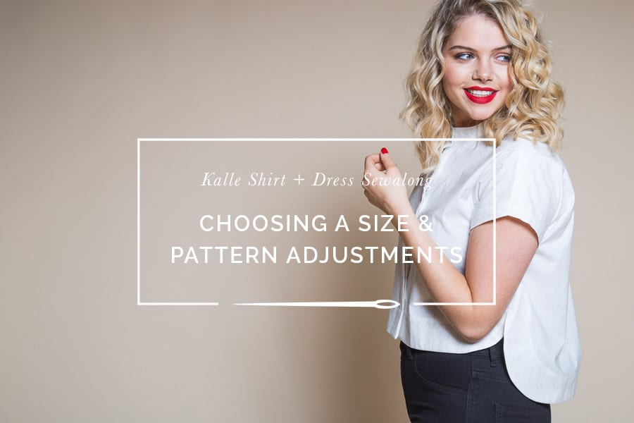 Pattern Modifications for Kalle Shirtdress Sewalong // Closet Case Patterns