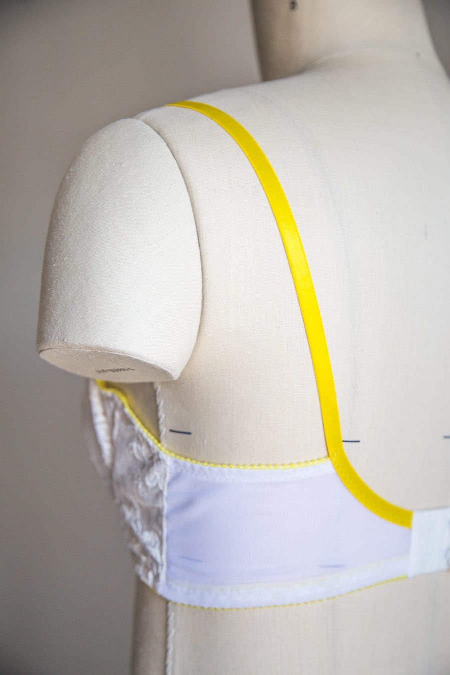 Harriet Bra by Cloth Habit // Closet Case Patterns