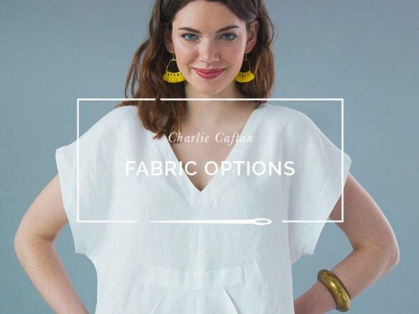 Sewing Inset corners // Charlie Caftan Center Panel // Closet Case Patterns