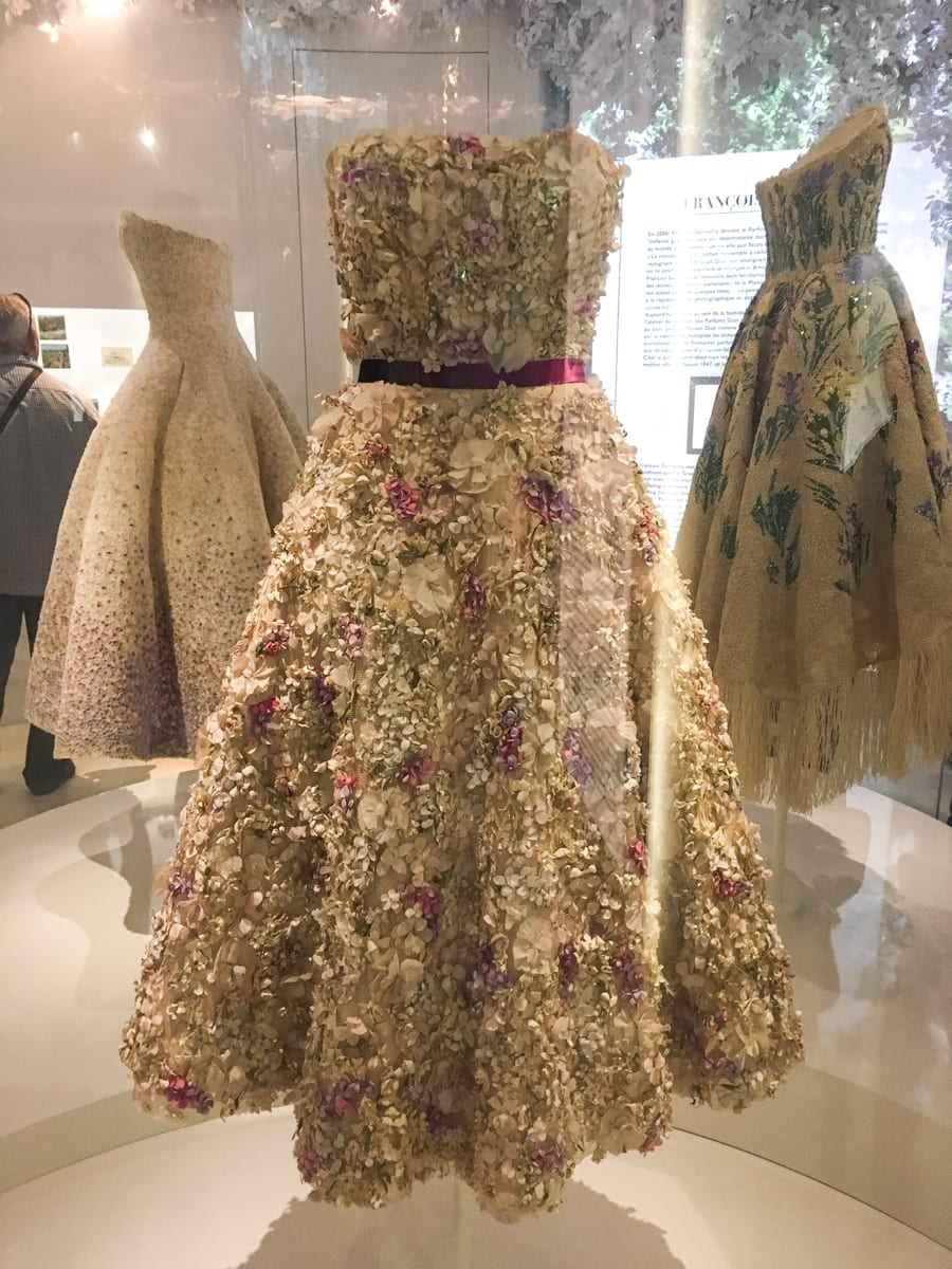 Dior Haute Couture A Magical Fashion Exhibit In Paris