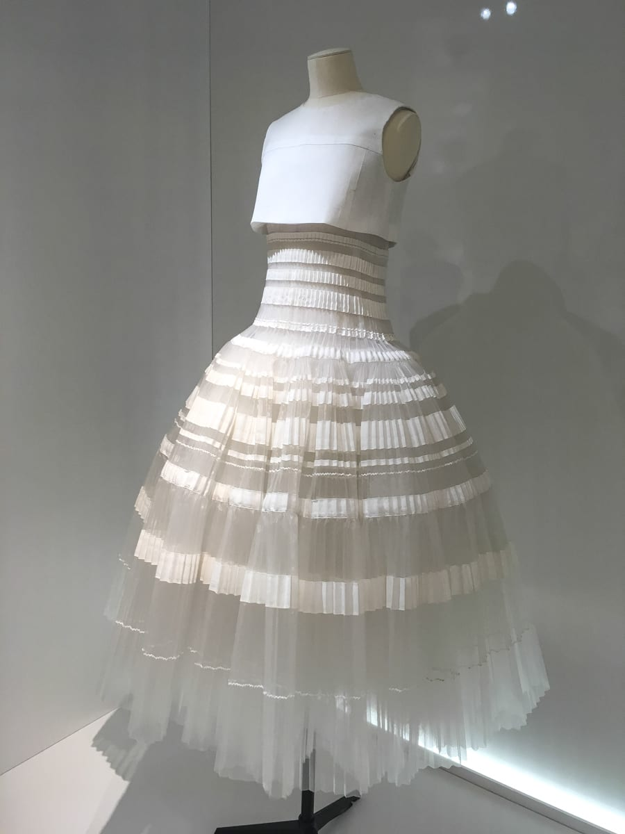 Dior Haute Couture // Dior muslins or toiles // Closet Case Patterns