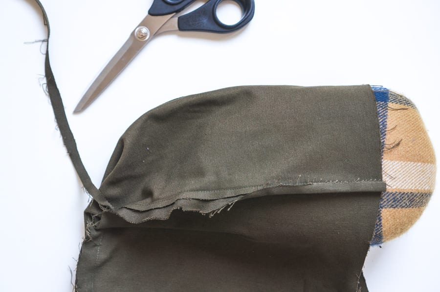 Kelly Anorak Sewalong // Sewing a three-piece hood // Closet Case Patterns