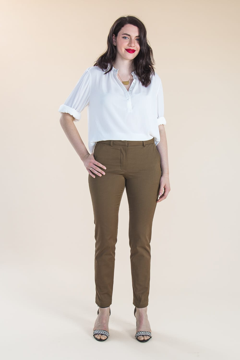 Sasha Trousers Pattern // Ultimate pants pattern // Closet Case Patterns