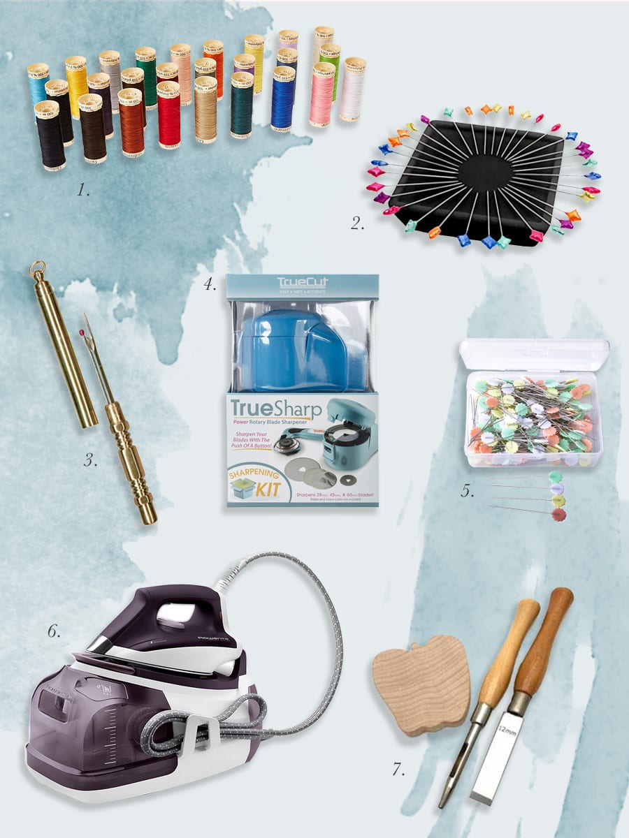 Best Sewing Tools // Gifts for makers, sewists and knitters // Closet Case Patterns