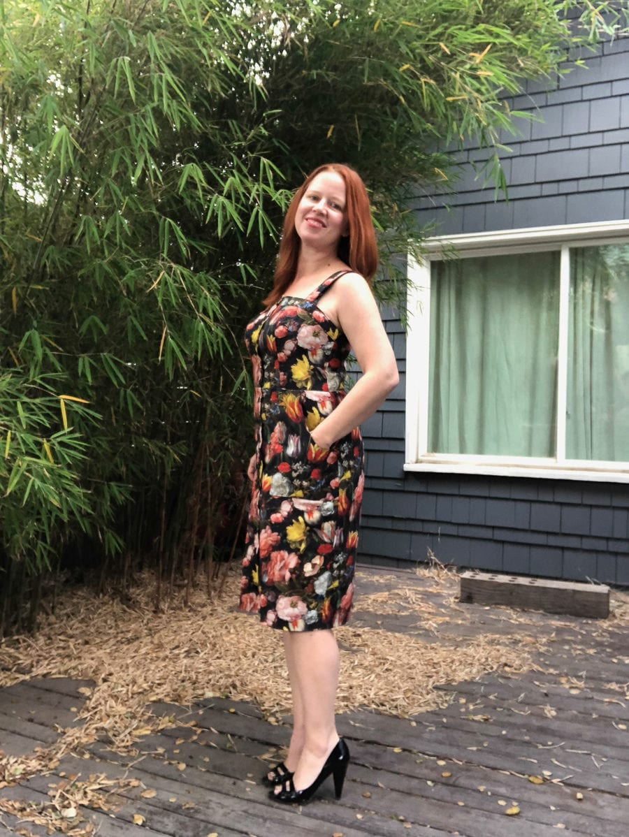 Fiona Sundress Pattern // Closet Case Patterns