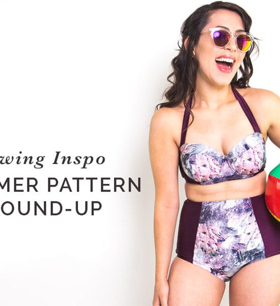 Summer Pattern Round-Up // Closet Case Patterns
