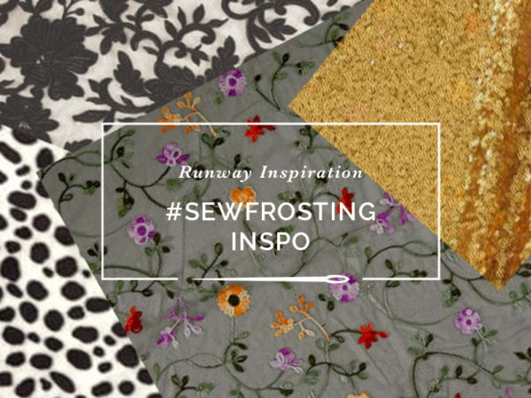 #sewfrosting Inspo from the Runway // Closet Case Patterns