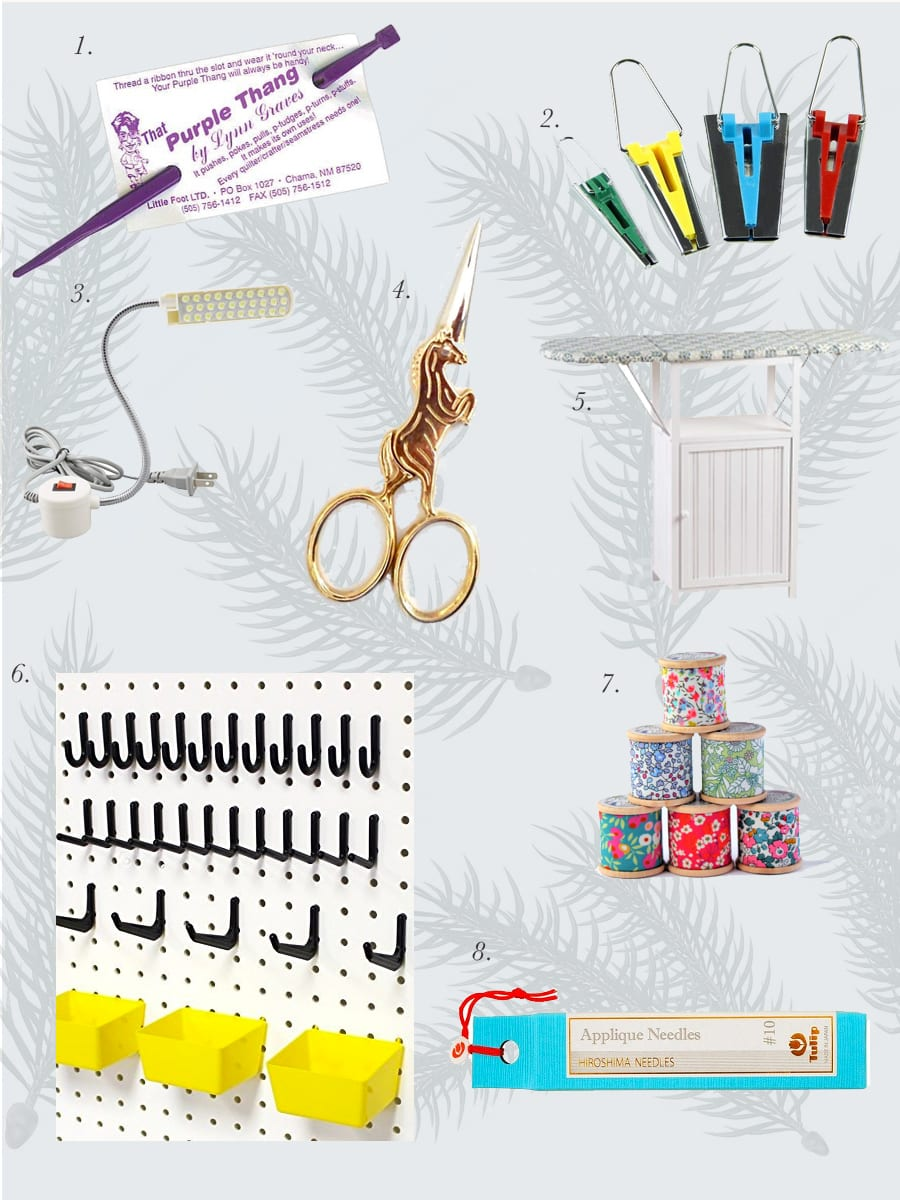 Our Holiday Gift Guide for Makers- Tools // Closet Case Patterns