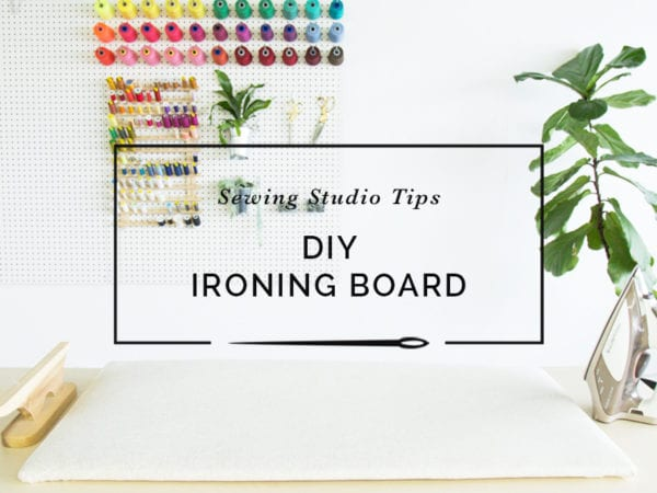 DIY Ironing Board // Closet Case Patterns