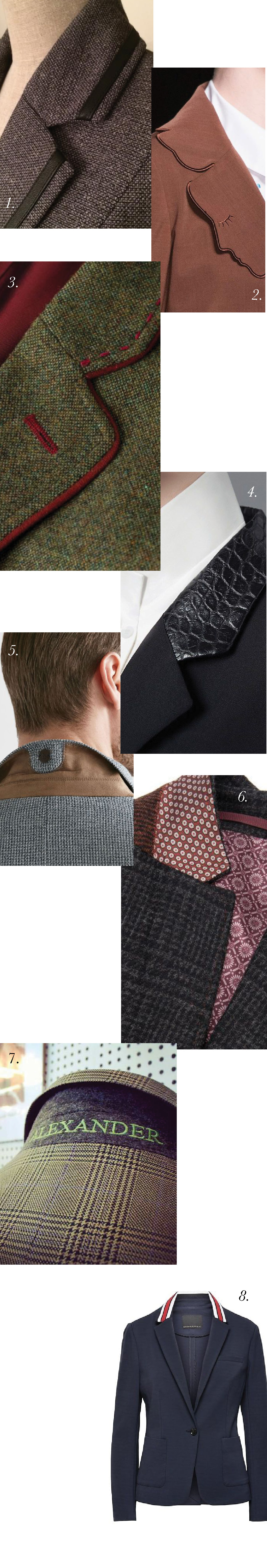 Bespoke Tailoring Details // Closet Case Patterns