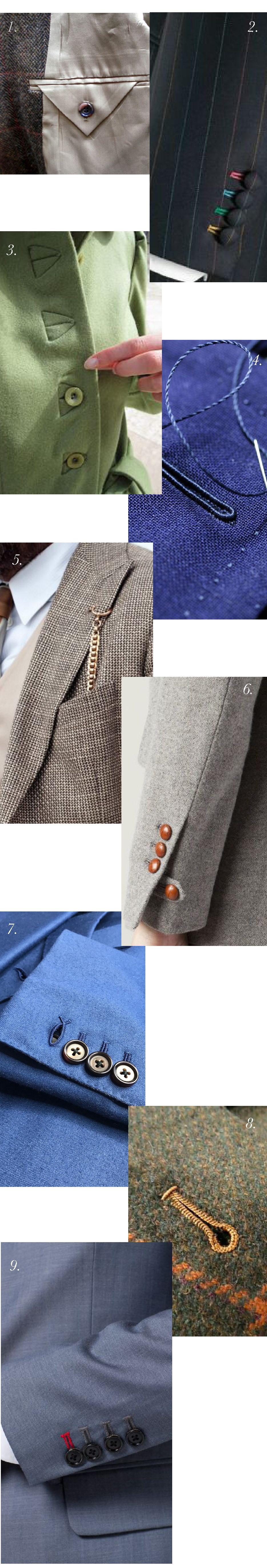 Bespoke Tailoring Details for the Jasika Blazer // Closet Case Patterns