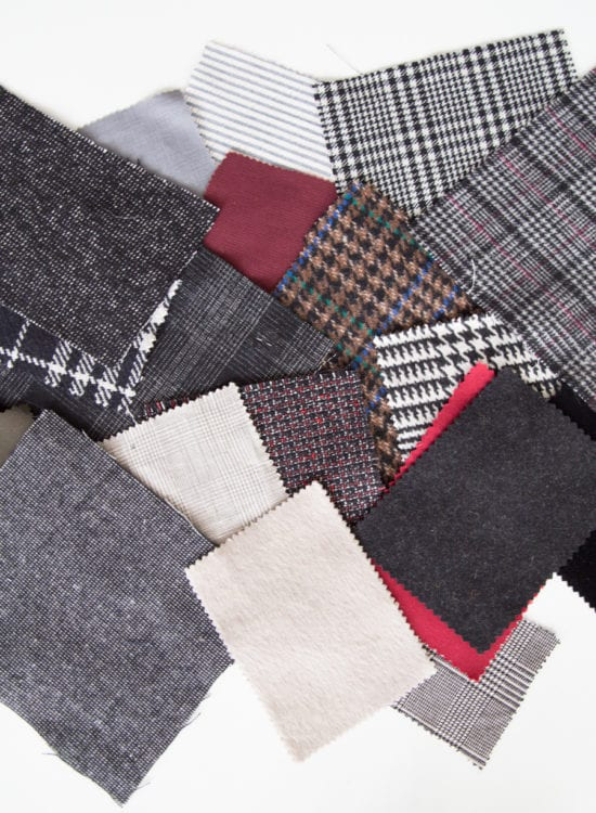 Tailoring fabrics - best fabric for making a blazer // Closet Case Patterns
