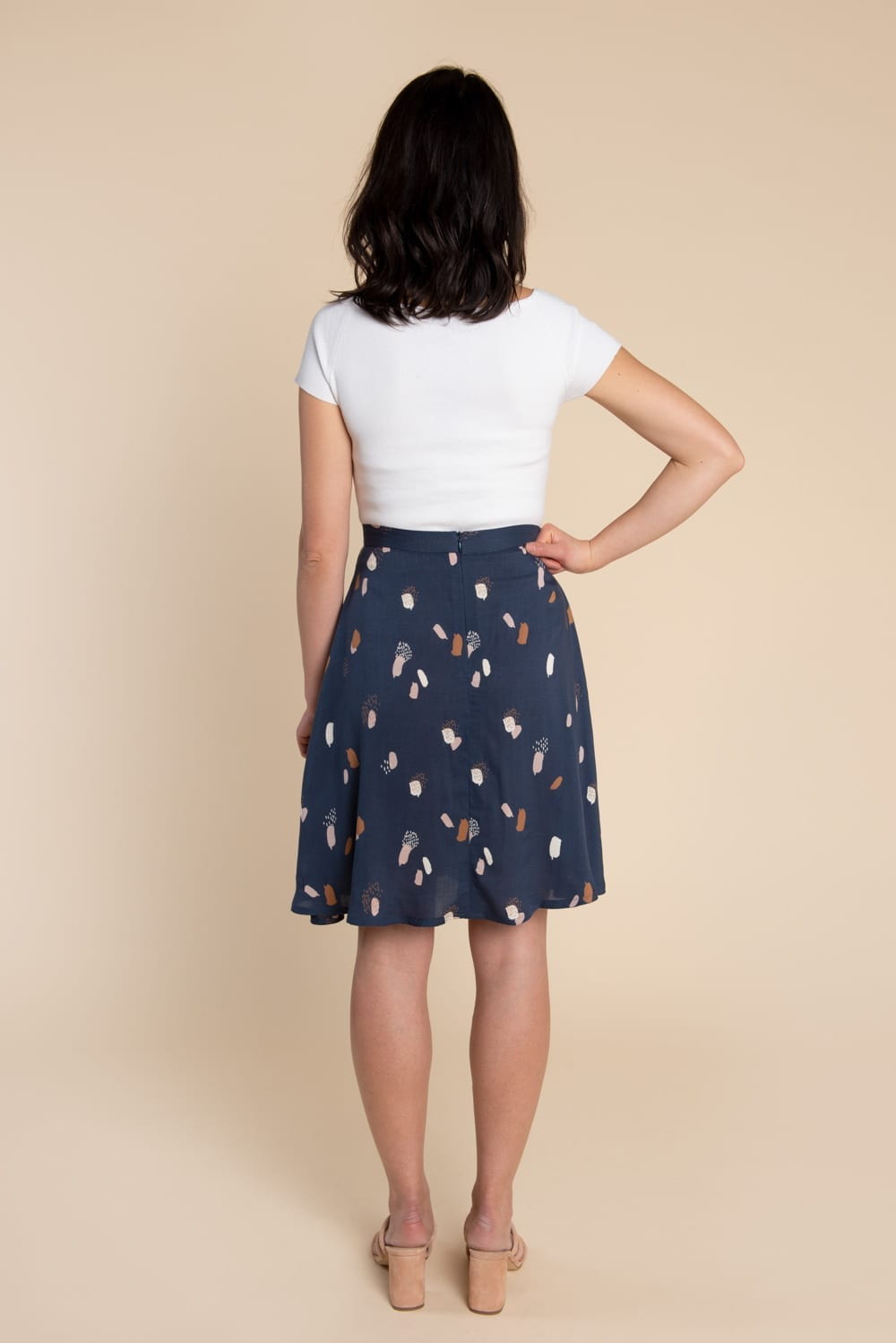Fiore Skirt Pattern | Closet Case Patterns