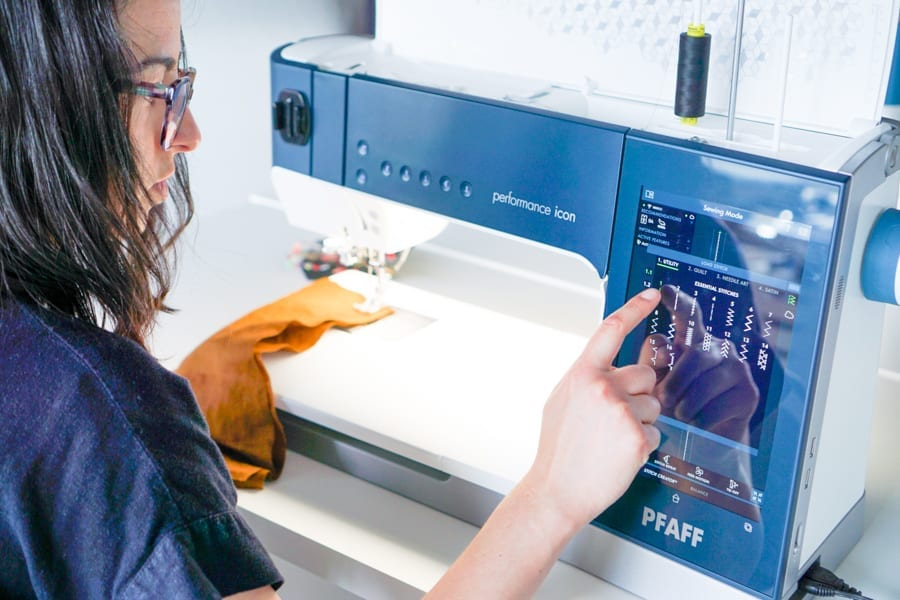 Our New Pfaff Sewing Machines - Pfaff Performance Icon |Closet Case Patterns