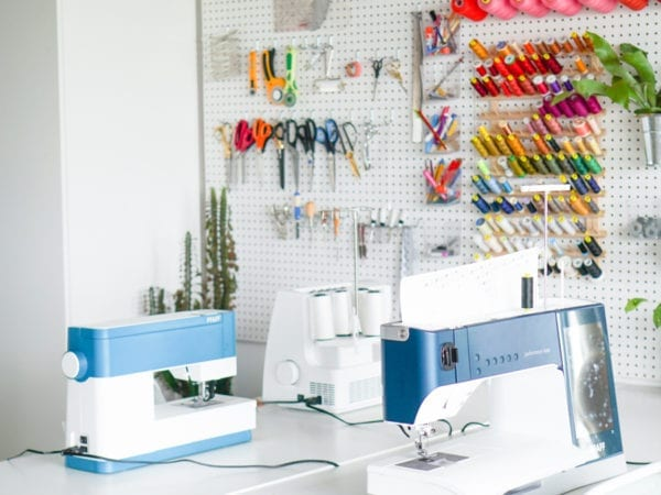 Our New Pfaff Sewing Machines | Closet Case Patterns