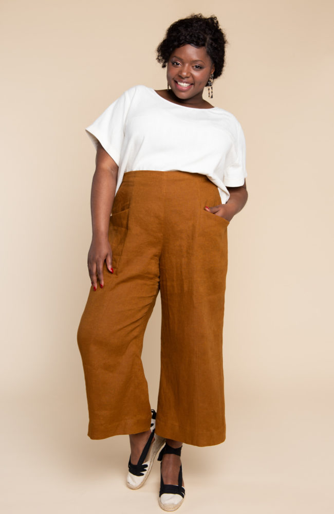 Pietra Pants & Shorts Pattern_Closet Case Patterns-24