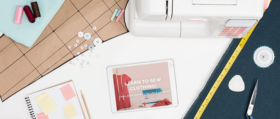 Online Sewing Classes // Closet Case Patterns