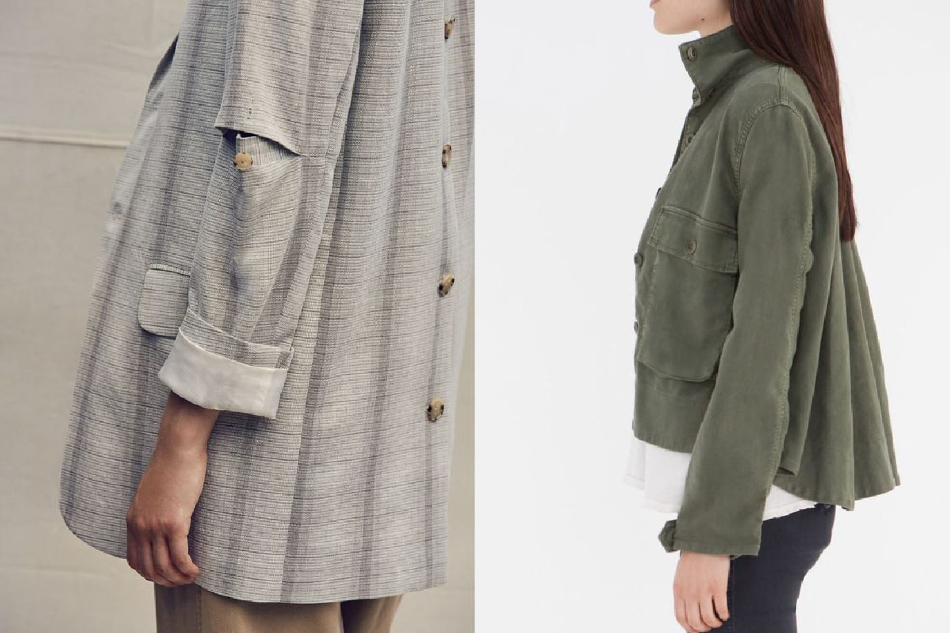 Styling Inspo for the Sienna Maker Jacket // Closet Case Patterns