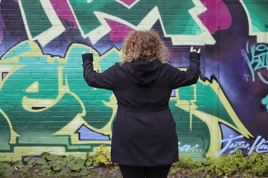 Sienna Maker Jacket with Susan Moss // Pattern by Closet Case Patterns
