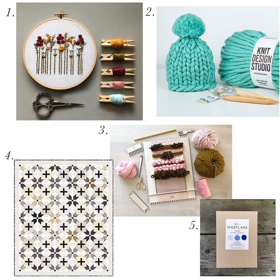 Our Holiday Gift Guide for Sewists // Closet Case Patterns