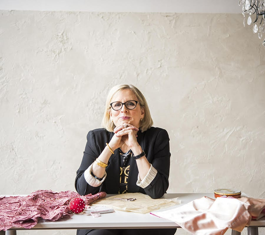 Couture Sewing instructor Susan Khalje // Interview by Closet Case Patterns