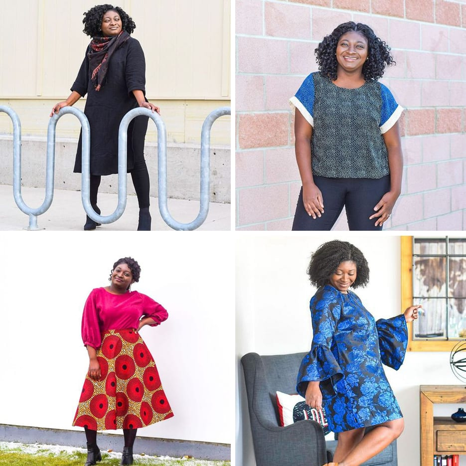Hacks for the Cielo Top & Dress // Closet Case Patterns