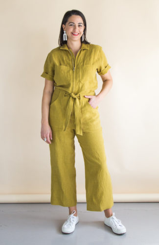 Blanca Flight Suit_Boiler suit pattern-11