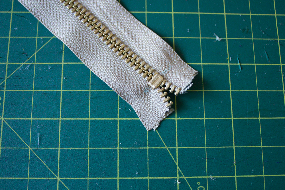How to Build a Custom Zipper // Closet Case Patterns