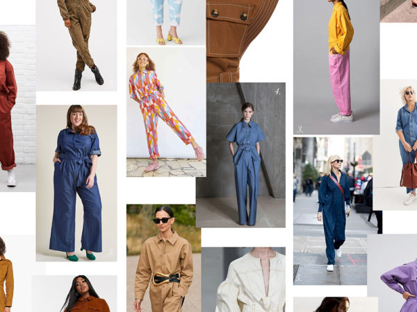 How to Wear the Blanca Flight Suit // Closet Case Patterns